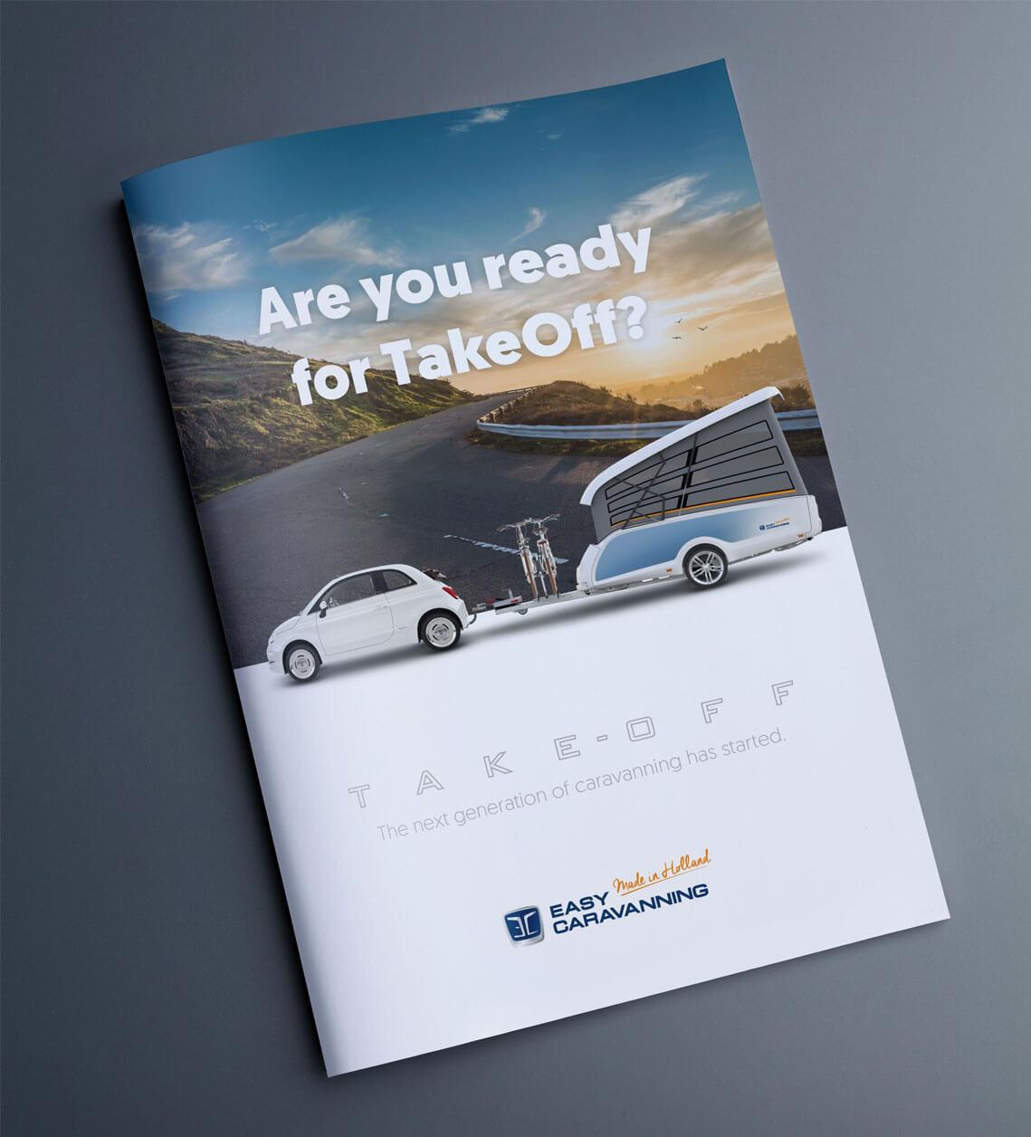 Algemene brochure Easy Caravanning
