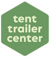 logo tent trailer center
