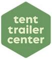 logo tent trailer center